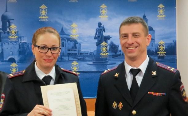 Транспортной полиции в Тульском регионе 99 лет