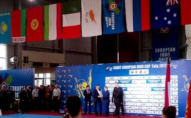 Чемпионат Европы по дзюдо в Туле