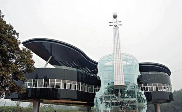Музыкальный домик