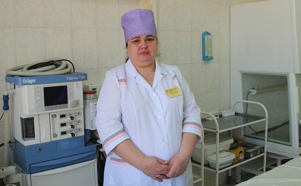 Надежда Лихачева: «Мое предназначение – сестринское дело»