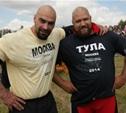 Тульские богатыри победили московских на Куликовом поле