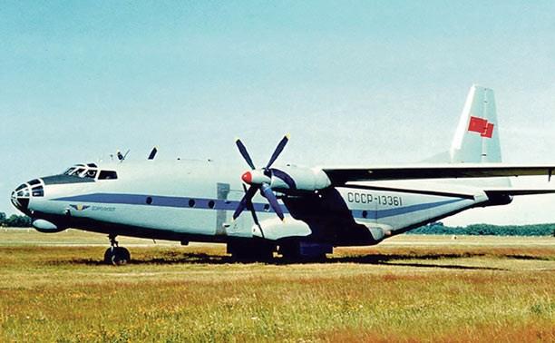 Неизвестная авиакатастрофа под Тулой