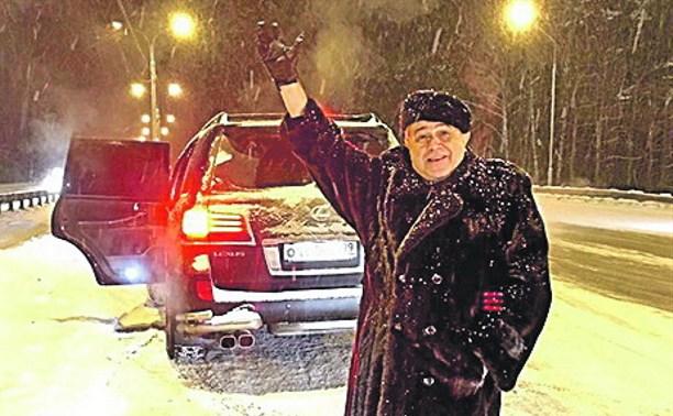 Евгений Петросян в Туле: Наступили на грабли? Наслаждайтесь фейерверком!
