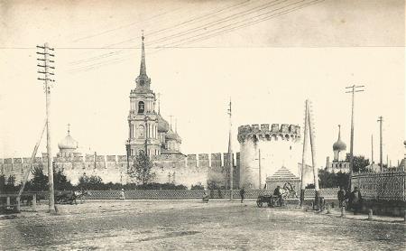 Истории Тульского кремля:  Двойник итальянского замка под лупой доцента Рудакова