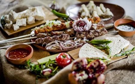 Блюда кухни Кавказа и Закавказья от шеф-поваров тульских ресторанов