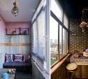 Пять идей необычной отделки балкона