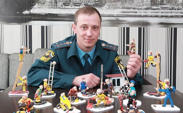 Туляк Александр Кулямзин: Мечтаю слепить автопортрет!