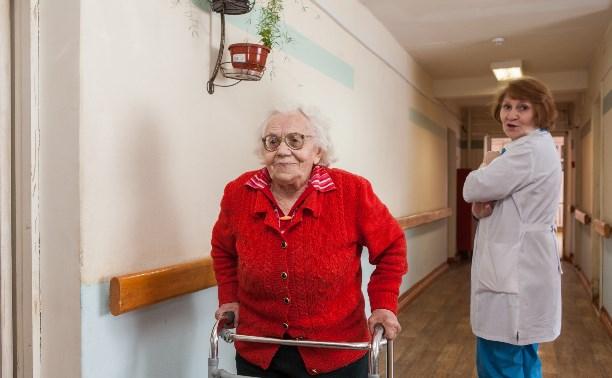 озеркинский специальный дом для одиноких престарелых