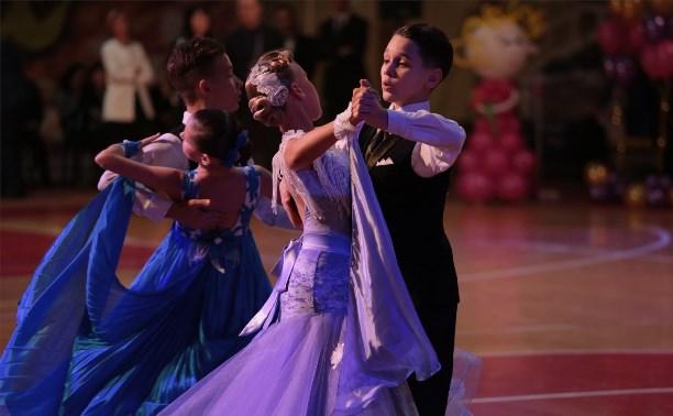 В Туле прошел Всероссийский турнир по бальным танцам