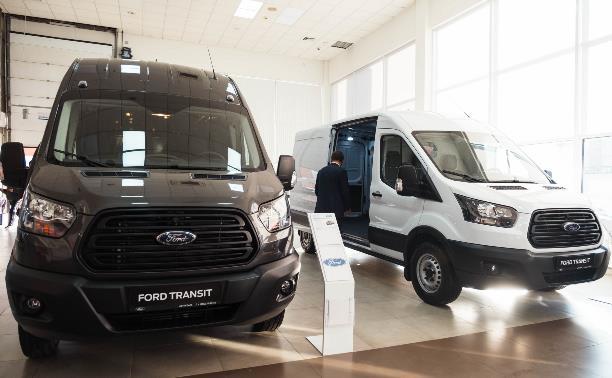 Ford Transit: работает на вас!