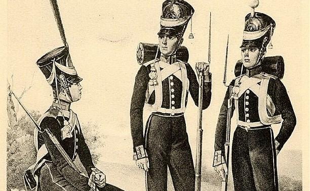 Тульский Александровский корпус: 215 лет воинской славы