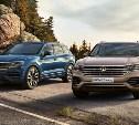 Новый Volkswagen Touareg: на класс выше