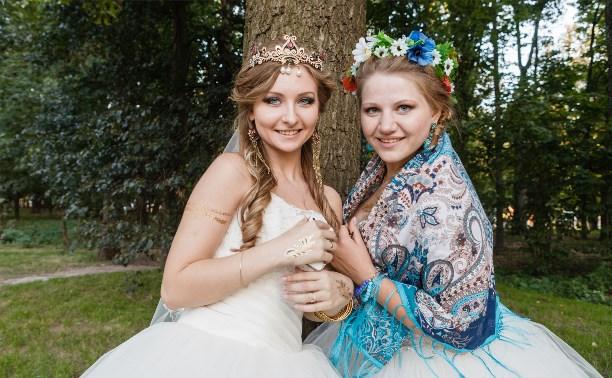 В Туле прошёл седьмой Парад невест