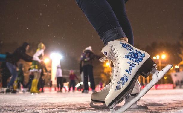 Обзор Myslo: где в Туле покататься на коньках, лыжах, тюбингах и сноубордах