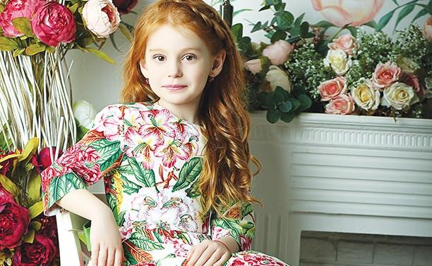 Ульяна Голубинцева: рыжая, смелая и талантливая!