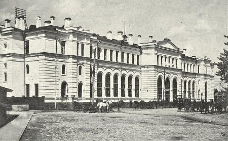 Как ездили туляки с Московского вокзала 150 лет назад