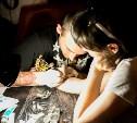 В Туле прошел фестиваль домашней татуировки