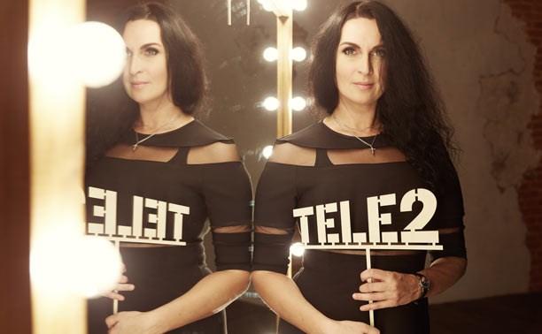 Black вечеринка в Tele 2: фоторепортаж