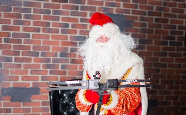 Байки тульских Дедов Морозов