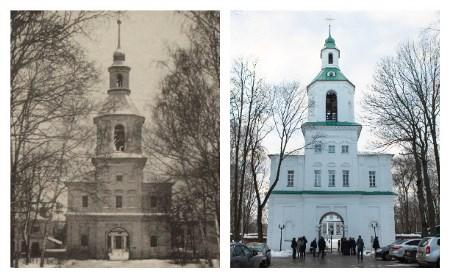 Въездная башня дворца Бобринских: жизнь и судьба
