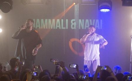 HammAli&Navai зажгли на концерте в Туле: фоторепортаж