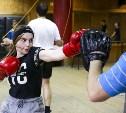 Женский бокс в Туле: об ударах в грудь, цвете ногтей и конкуренции
