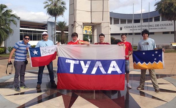 Туляки на Чемпионате мира по футболу: Мундиаль в Куябе - это праздник!