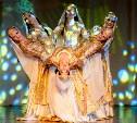 В Туле показали шоу восточных танцев
