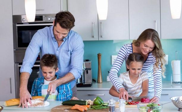 Как придать кухне уют и сделать ее удобной
