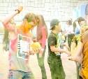 В Туле прошел фестиваль красок: яркий фоторепортаж