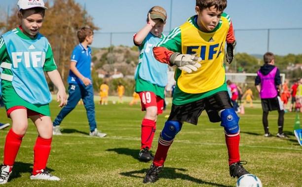 Детские футбольные школы в Туле: растим чемпионов