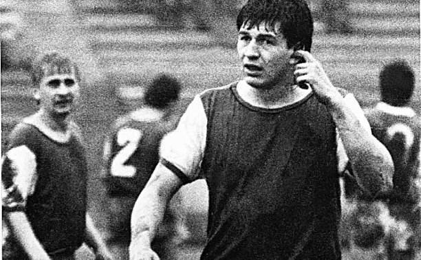 История: Умер один из рекордсменов тульского «Арсенала» Валерий Матюнин