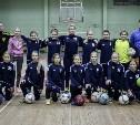 Как развивается в Туле женский мини-футбол