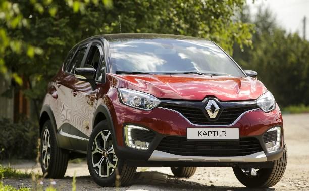 Проект «Тест-драйв»: Renault KAPTUR PLAY - первый автомобиль с мультимедийной системой Яндекс.Авто