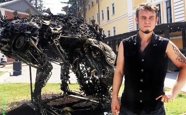 Милые роботы, пауки и динозавр: туляк делает крутые вещи в стиле стимпанк