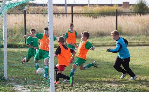 В футбольной секции в Плеханово воспитывают будущих чемпионов