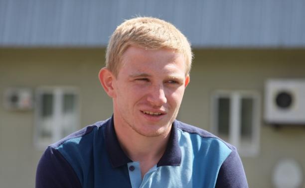 Сергей Маслов, футболист: Тульский «Арсенал» стал для меня родным