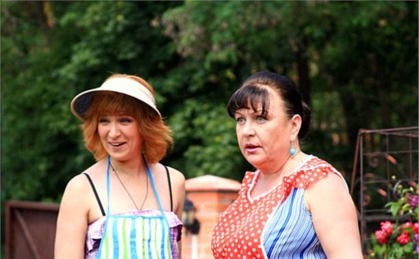 Олеся Железняк и Татьяна Кравченко о любви, театре и сериале «Сваты»!