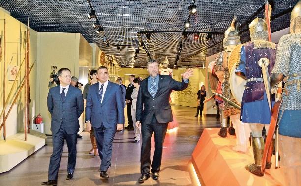 Музейный комплекс «Куликово поле»: Новая экспозиция