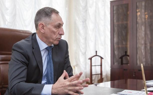 Глава тульского СК Александр Стариков: После Алтая слышать в Туле про «отдаленные районы» смешно