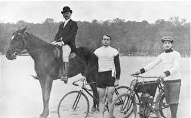Тула начала ХХ века: велосипеды, кони и транспортный налог