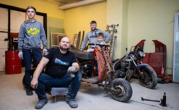 Туляки поедут покорять «Байкальскую милю» на мотороллере «Алексей Геннадьевич»