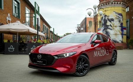 Тест-драйв новой Mazda3: гостья из будущего