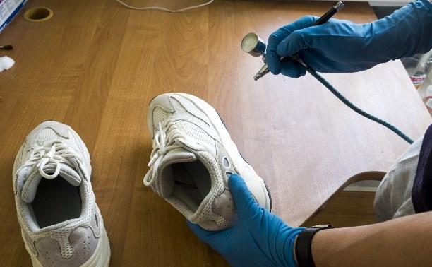 Химчистка «Чистый кроссовок»: подарим любимой обуви вторую жизнь