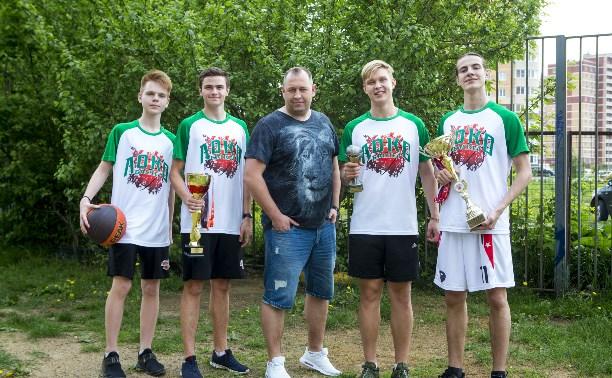 Баскетбольная команда «Шелби-Баскет» стала рекордсменом Тульской области