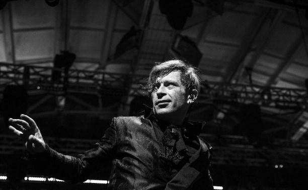 «Би-2» с симфоническим оркестром в Туле: фоторепортаж