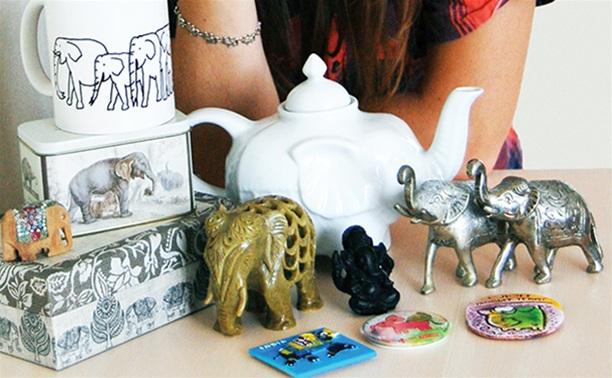Слоны идут