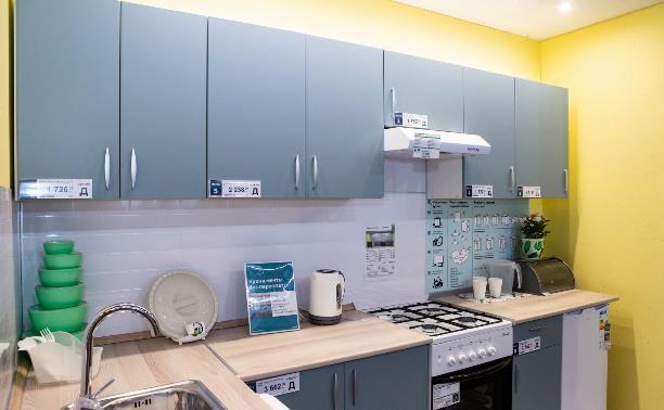 Стильно и доступно: обновляем кухню на даче с «Леруа Мерлен»