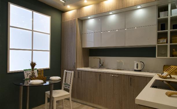 Эргономичность, функционал, современный дизайн: найди свою кухню в Леруа Мерлен Тула