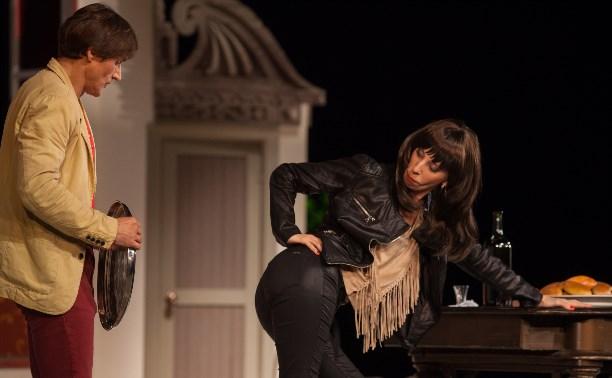 Возвращение женатого таксиста: Новая комедия в театре драмы